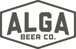 Alga Beer Co Logo